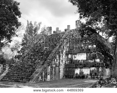 Chichen Itza Mayan Temple