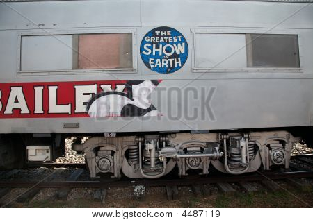 Ringling Brothers And Barnum & Bailey Circus Train