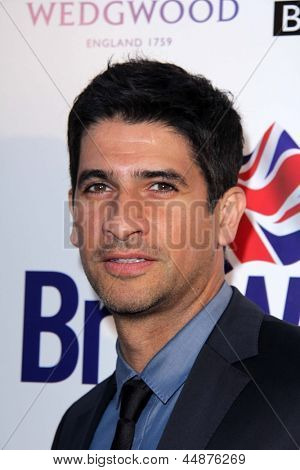 LOS ANGELES - APR 23:  Raza Jaffrey arrives at the 7th Annual BritWeek Festival