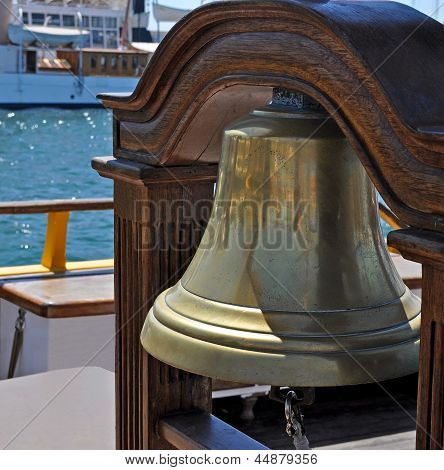 Brass Ship's Bell