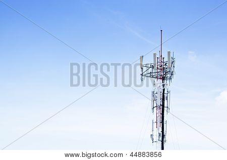 Mobile Telecomunication Tower