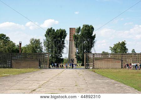 Sachsenhausen-oranienburg Concentration Camp