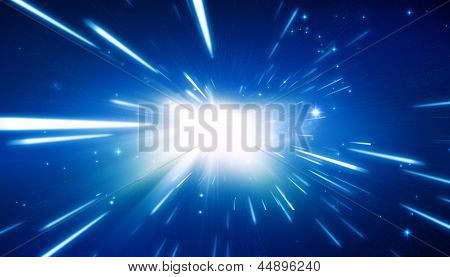 Big Bang - Universe Background