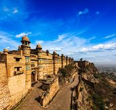 stock photo of mughal  - India tourist attraction  - JPG