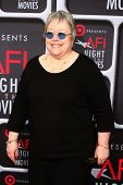 LOS ANGELES - APR 24:  Kathy Bates arrives at the AFI Night at the Movies 2013 at the ArcLight Holly