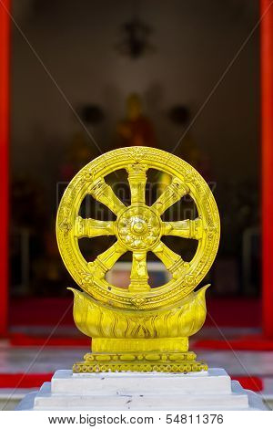 Dharmachakra, The Wheel Of Law