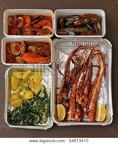 Seafood Takeout