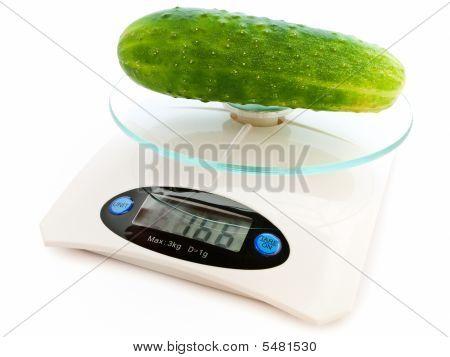 Cucumber At Scales