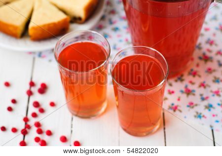 Mixed Berry Drink (compot)