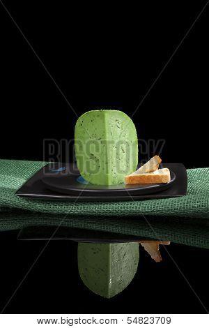 Green Gouda Cheese.