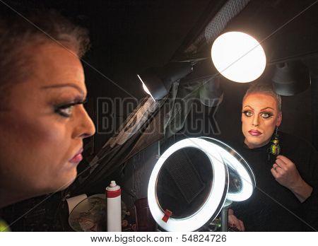 Serious Drag Queen
