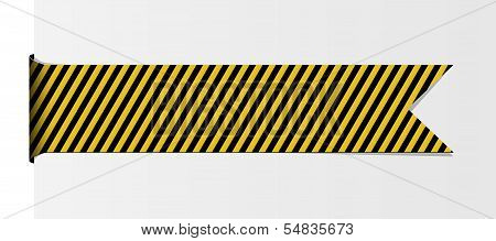 The under construction ribbon
