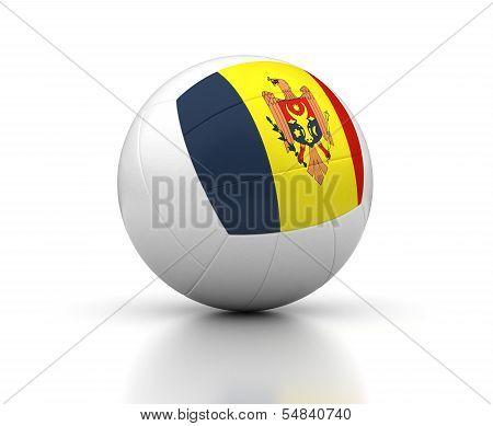 Moldovan Volleyball Team