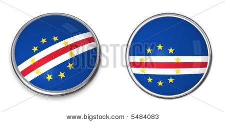 Banner Button Cape Verde
