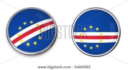 Banner Button Cape Verde