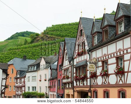 Traditional Houses In Germany