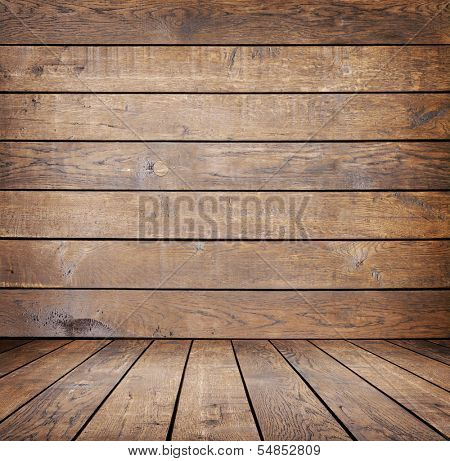 wood texture. background old panels. interior