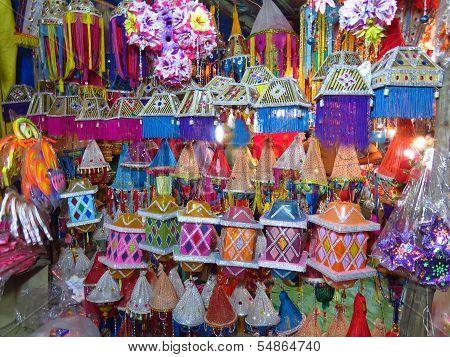 Diwali Lantern Shop
