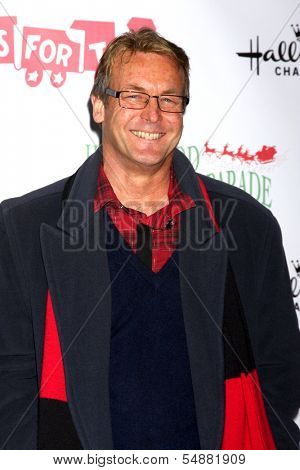 LOS ANGELES - DEC 1:  Doug Davidson at the 2013 Hollywood Christmas Parade at Hollywood & Highland on December 1, 2013 in Los Angeles, CA