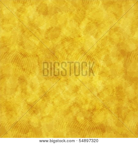 Orange Watercolor Seamless Pattern