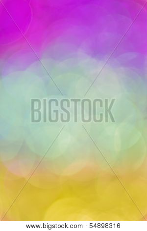 Natural colorful gradient background