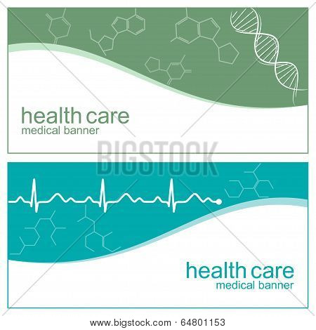 Medical banners