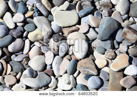 Background of pebble