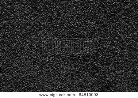 Texture Ground Powder Of Black Color