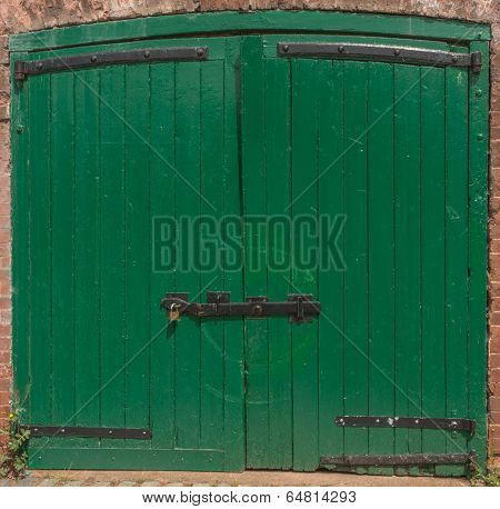 Green Door Lockup