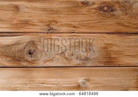 Knotted sun bleached cedar siding