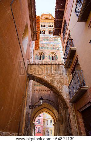 Aragon Teruel Mudejar Cathedral Santa Maria Mediavilla UNESCO heritage in Spain