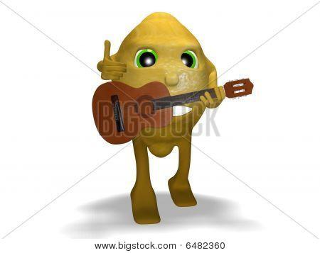 lemon guitar so good