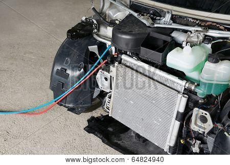 Car Air Conditioner Repair