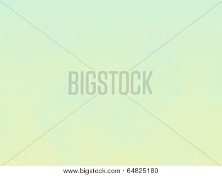 Blue yellow light pastel abstract background