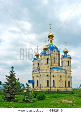 Church of the most Orthodox Prince St.Alexander Nevsky