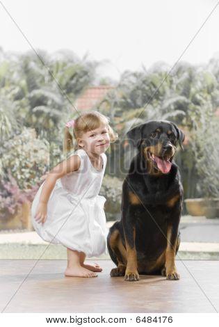 mit Haustier