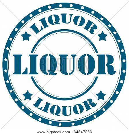 Liquor-stamp