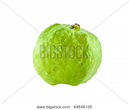 Bright Green Guava
