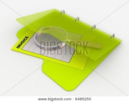 Invoice Folder