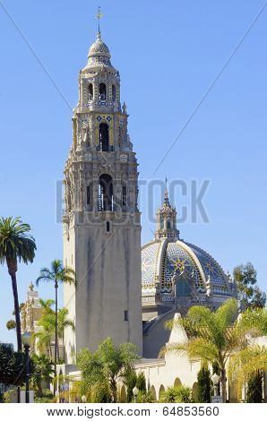 California Building, Balboa Park