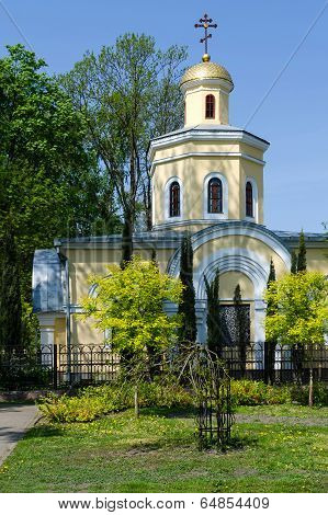 Gomel, Church Of St. John The Baptist