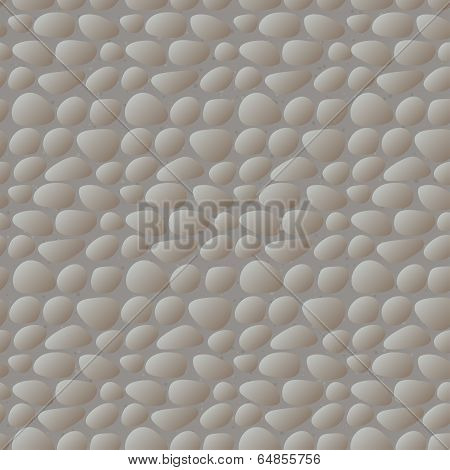 Stone wall, seamless pattern