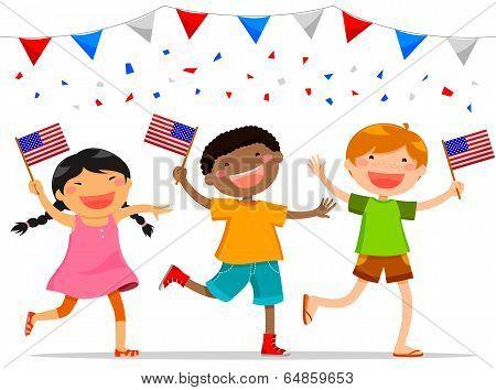 American kids