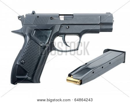 Traumatic Pistol I