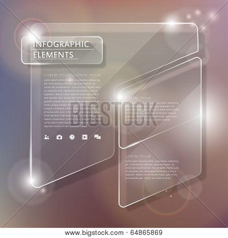 Vector Illustration Infographics Elements Design
