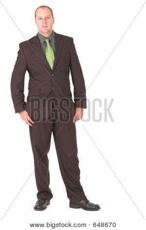 Businessman #6