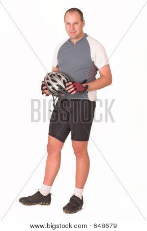 Cyclist #2