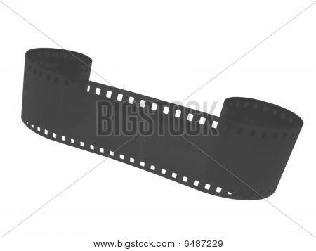 silhouette of film