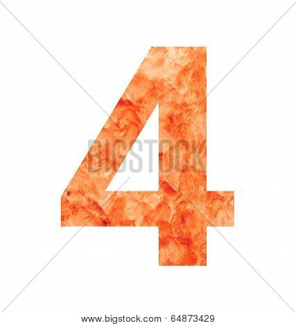 4 Land Number