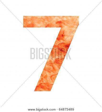 7 Land Number